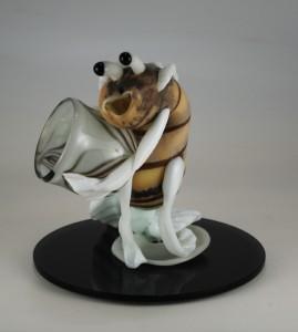 fish goblet, 1975